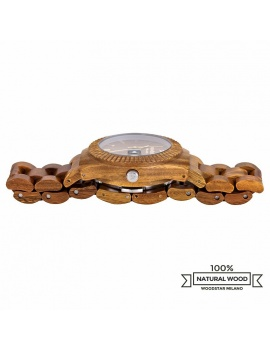 Secoya - Natural wood watch