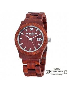 Murui - Natural wood watch