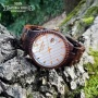 Woodstar Milano mod. Panarà - Natural wooden watch