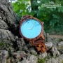 Makuna - Natural wood watch