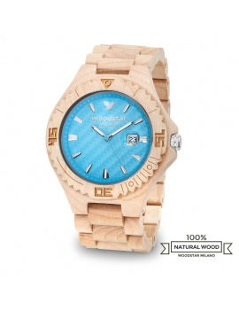 Aparai - Natural wood watch