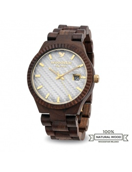 Panarà - Natural wood watch