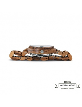 Maku - Natural wood watch